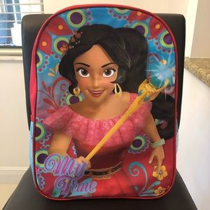🆕 DISNEY Princess Elena of Avalor book bag
